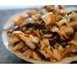 Calamari Salad (1/2 lb)