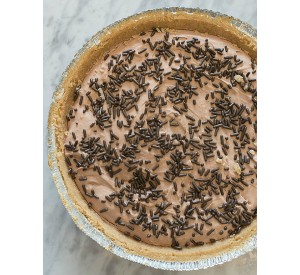 Chocolate Mousse Pie ($8.99 Each)