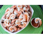 Pop's Cooked Extra Large Gulf Shrimp (Per LB)
