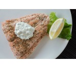 Poached Salmon with Dill Sauce ($10.99 Each) (.75)