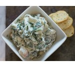 Mom's Spinach and Crab Dip (1/2 LB)